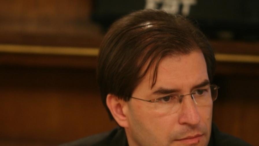 Борислав Цеков, бивш депутат от НДСВ