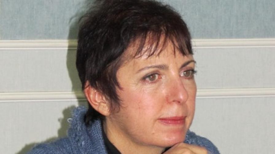 Теодора Димова: Няма истинска утеха извън църквата
