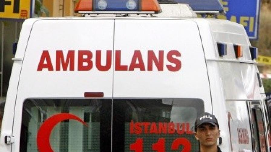 25 души загинаха в катастрофа в Турция