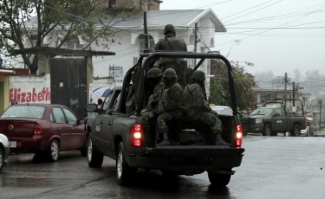 Мексико: Уволниха полицията на цял град