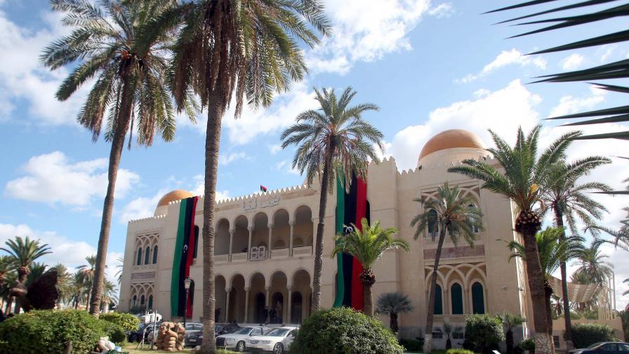 Либийски принц се върна в родината си след половин век