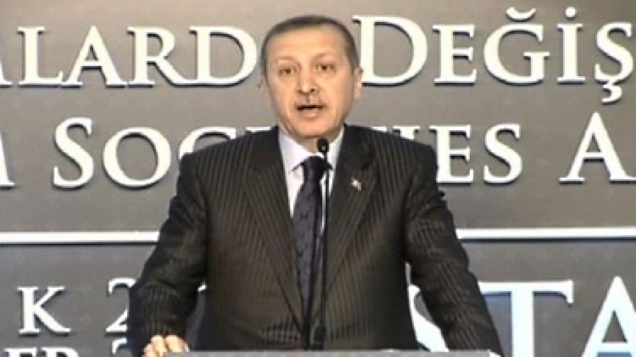 И Алжир се намеси в спора на Франция и Турция