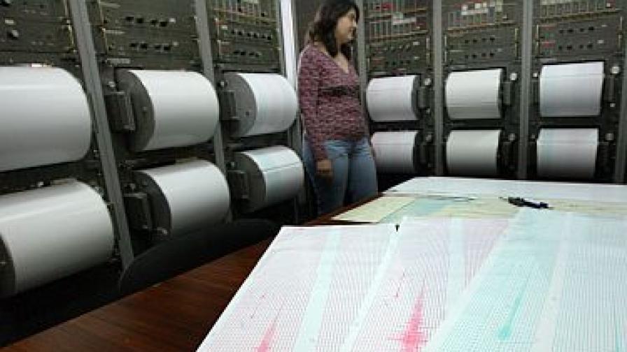 Силно земетресение в Югоизточна Русия
