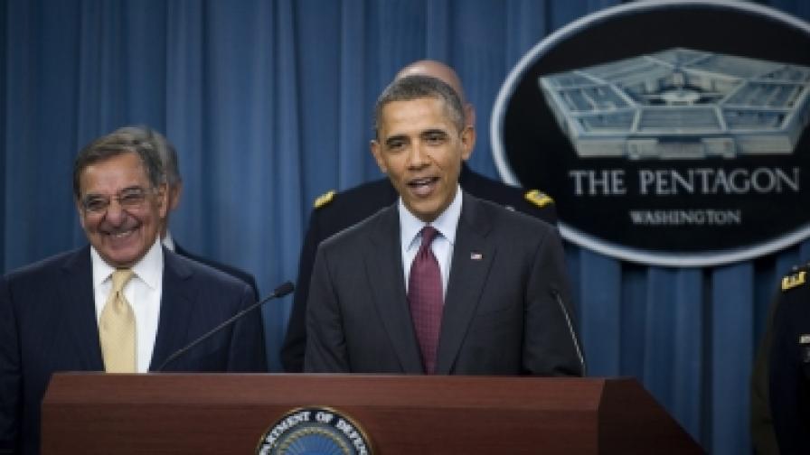 Президентът Обама обяви новата военна стратегия на САЩ
