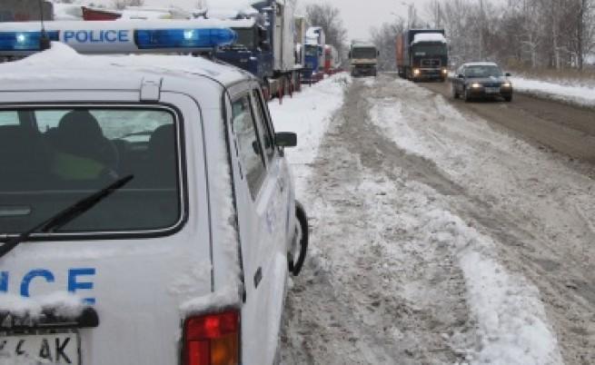 Цветанов: Тировете са виновни за блокадата по пътищата