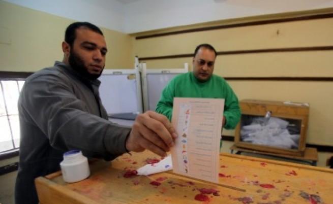 Ислямистите в Египет с голяма преднина на изборите