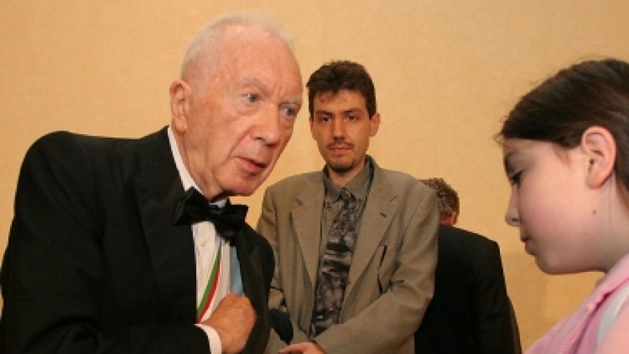 Почина пианистът Алексис Вайсенберг