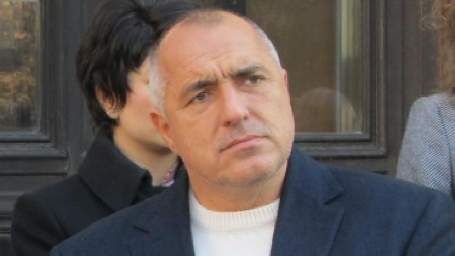 Борисов: Арест за летни гуми