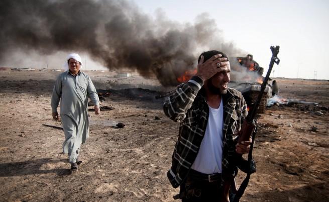 И в Либия се появи ислямистка партия