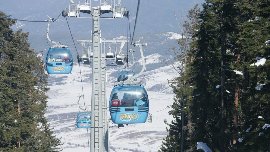 Банско е отличен за най-добър зимен курорт в България