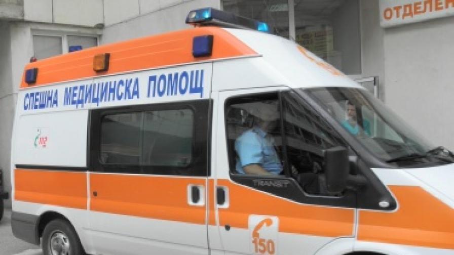 """Шофьор на тролейбус се хвърли от моста """"Чавдар"""""""
