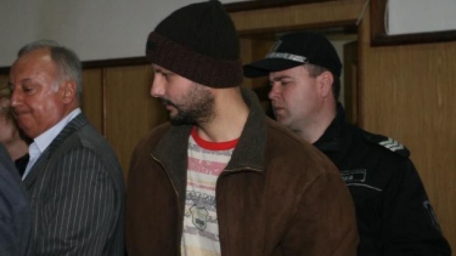 Марио Любенов с обвинение за съучастие в убийството на Мирослава