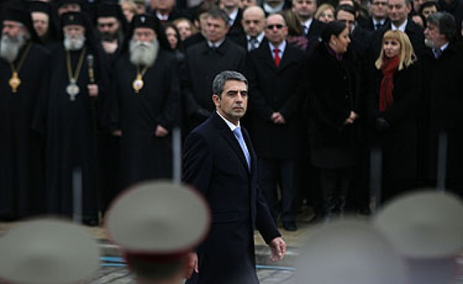 България официално има нов президент