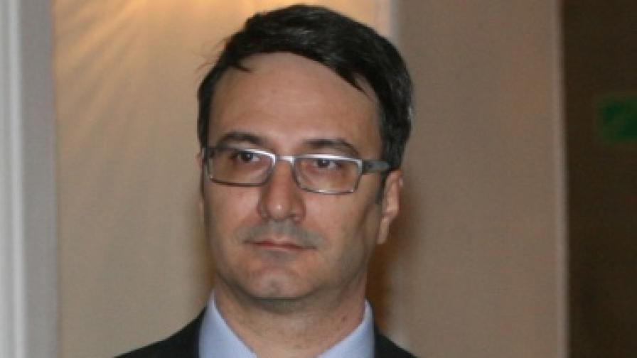 Нов зам.-министър на икономиката