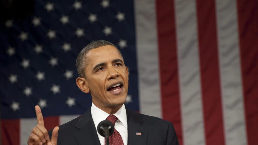 Песен отчете ръст от 500% продажби след изпълнение на Обама