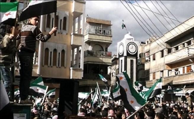 Най-добре е смяната на арабските режими да бъде оставена на самите араби