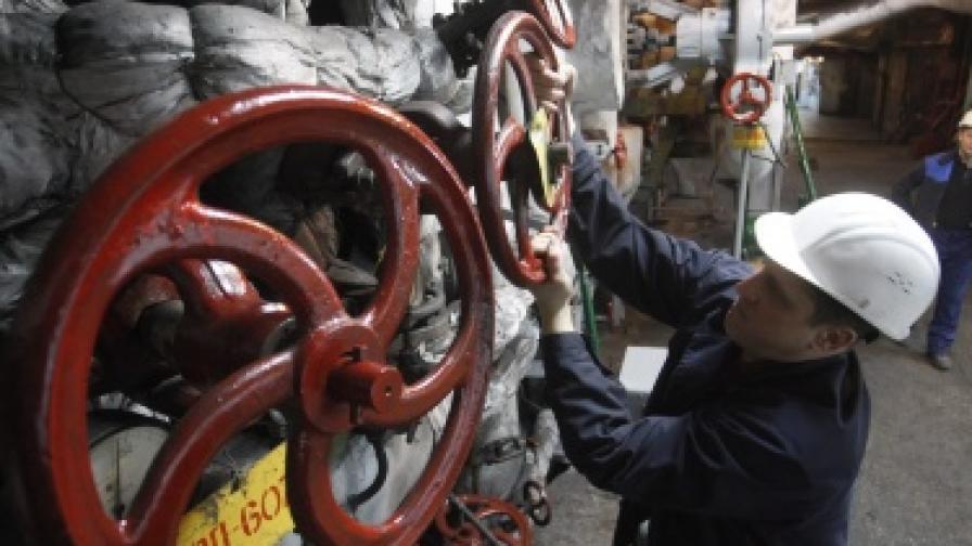 КРИБ: България е пред газова криза