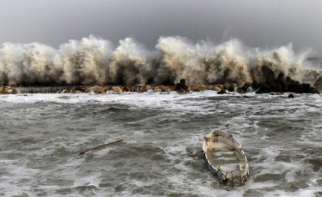 Водно бедствие и по Черноморието
