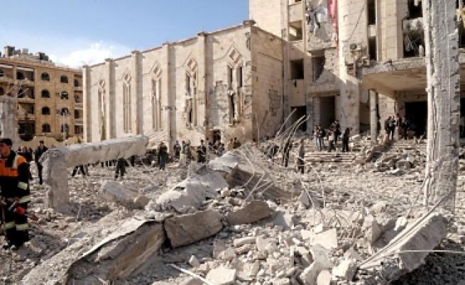 Отново кървави атентати в Сирия
