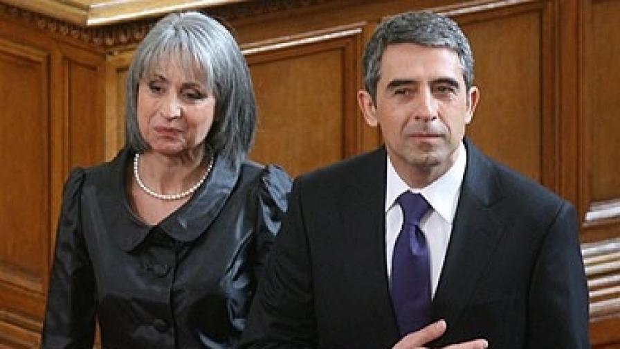 Още нови лица в екипа на президента Плевнелиев