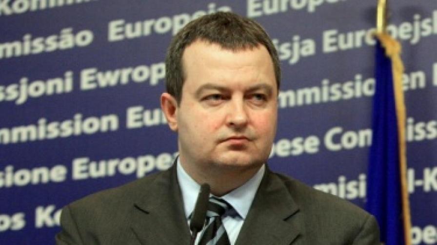 Сърбия заплашва, че ще се обърне към Русия