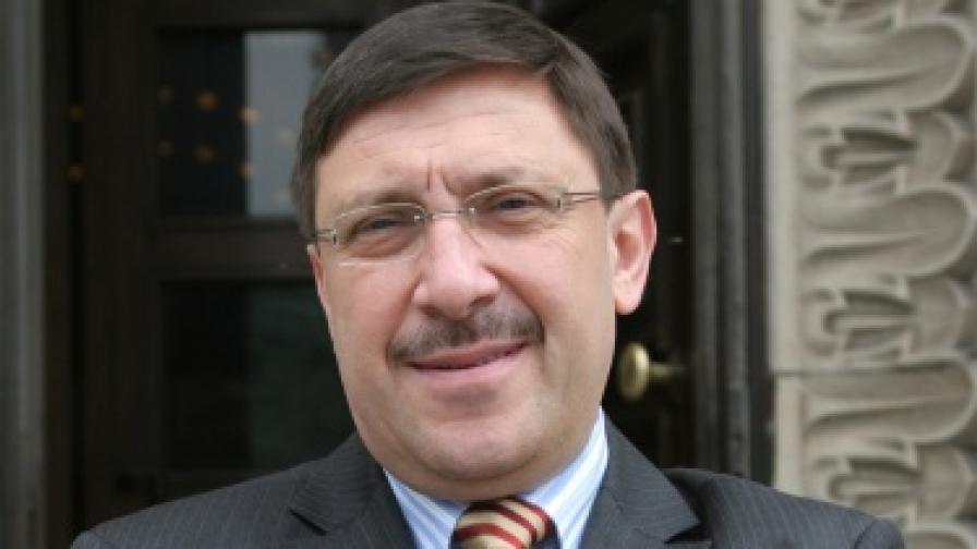 Максим Бехар: България на пет морета