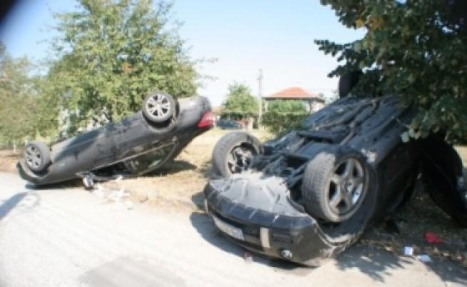 Рашкови искат 10 000 лв. за разбити автомобили