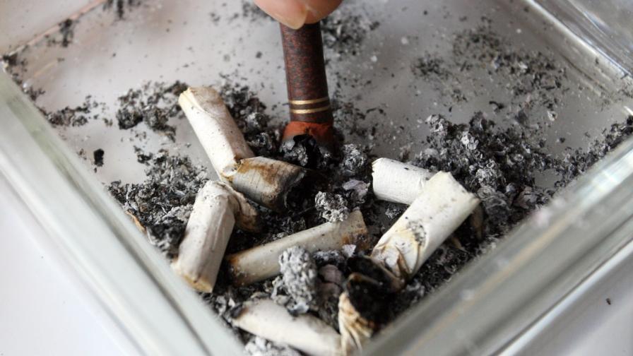 Седми сме по активност за отказване на цигарите в ЕС