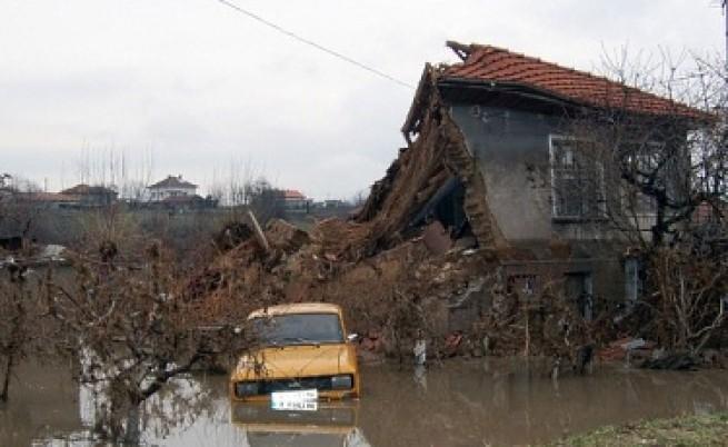 Още една жертва на наводненията