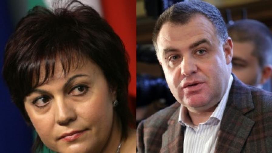 Корнелия Нинова от БСП ще съди Мирослав Найденов за клевета