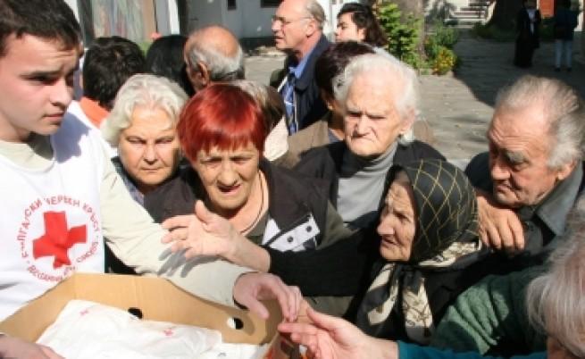 В България обеднява градското население