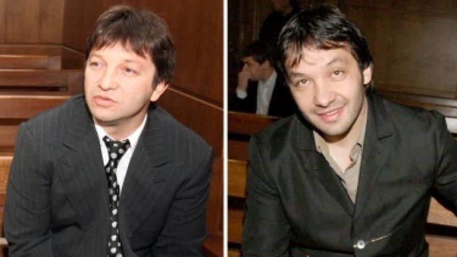 Красимир Маринов - Големия Маргин,  и Николай Маринов - Малкия Маргин