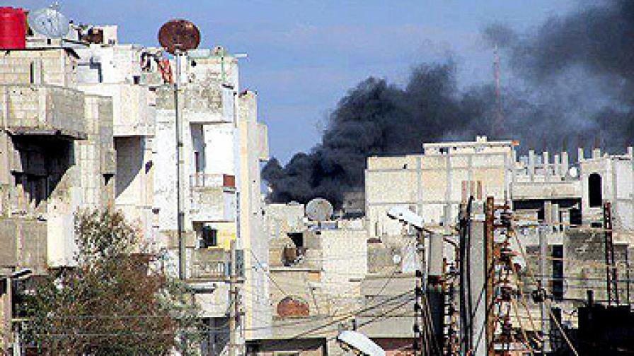 Още 39 убити в Сирия, 7 - от едно семейство