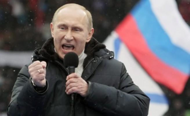 Осуетили опит за покушение срещу Путин