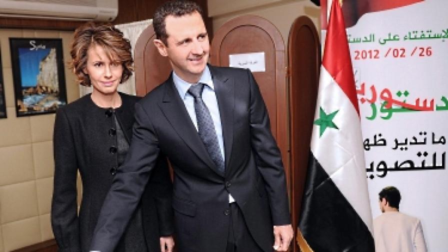 Сирия: Референдумът не спря насилието