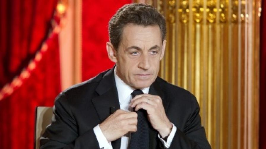 Саркози поиска от правителството нов текст на закон за геноцида