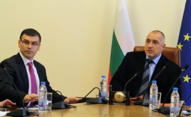 Симеон Дянков: Около 100 хил. лева трябва да бъдат върнати за 2010 г.