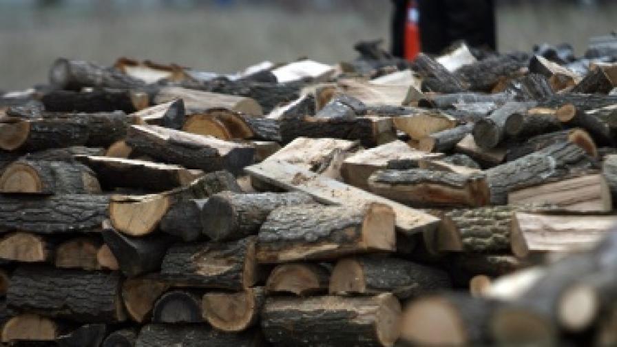Предлагали доставка на дърва срещу гласуване