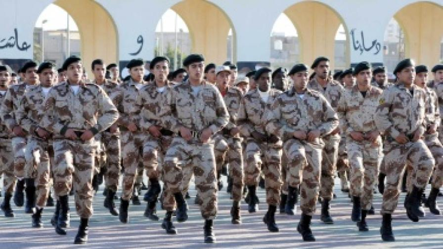 Източна Либия беше обявена за полуавтономен район