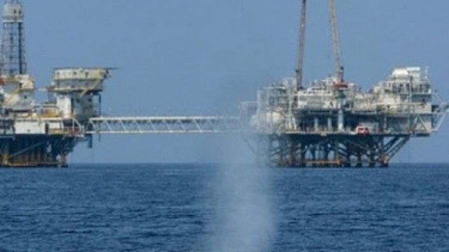 Гигантско находище на газ е открито в Средиземно море