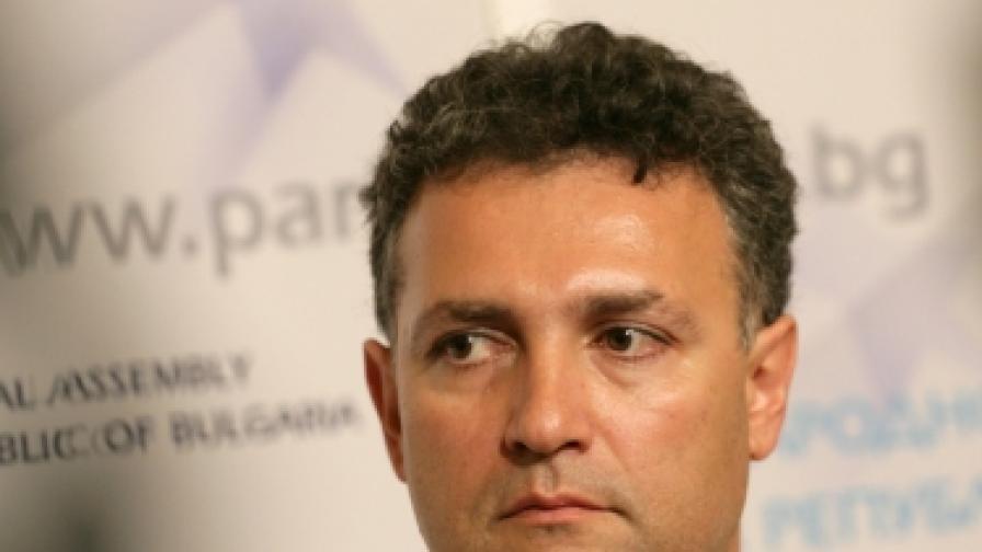 Валентин Николов - зам.-председател на Парламентарната група на ГЕРБ
