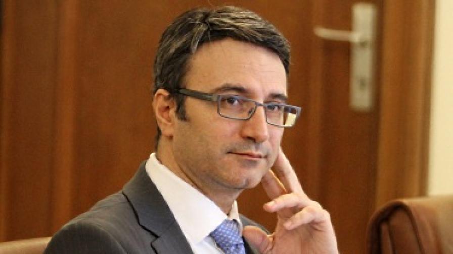 Трайков: Оставката ми я поиска Цветанов