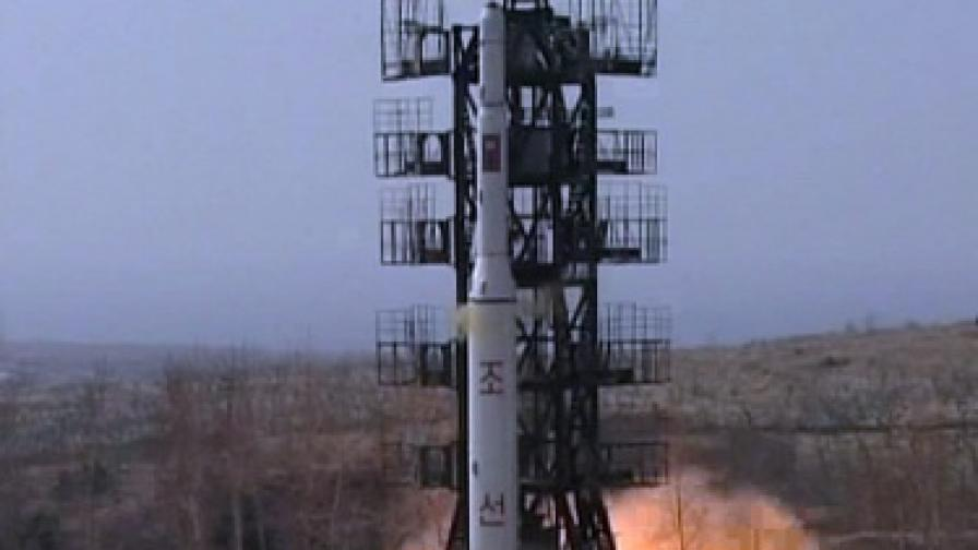 Южна Корея за КНДР: Не е сателит, а оръжие