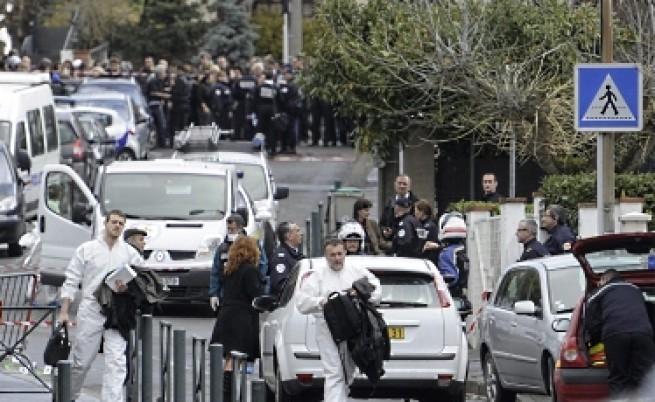 Стрелба по еврейско училище в Тулуза, 4 жертви