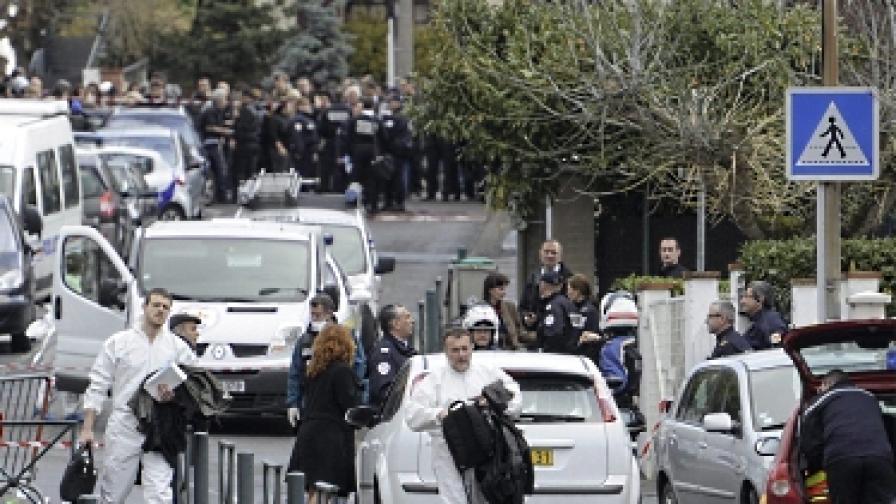 Най-висока степен на опасност от терористично нападение в Тулуза