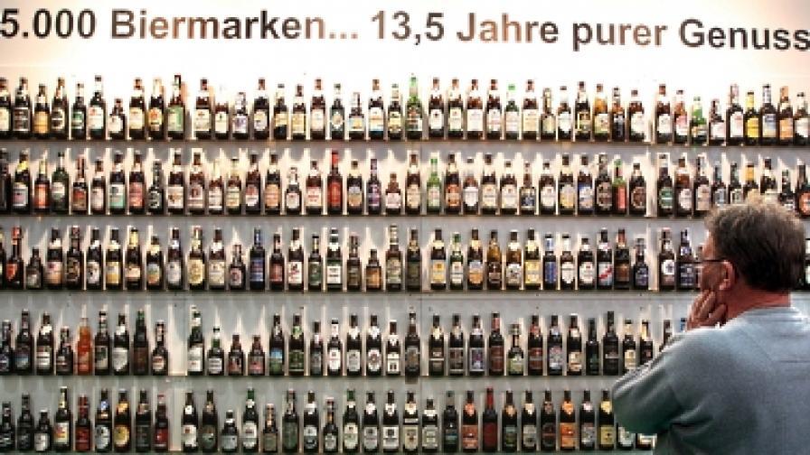 Зелена бира ще се лее за Великден в Чехия