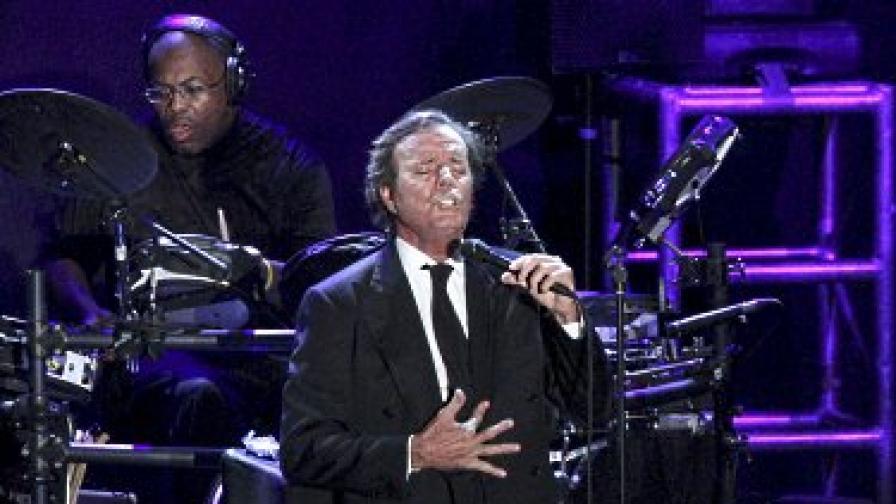 Още 500 промо билета за концерта на Хулио Иглесиас