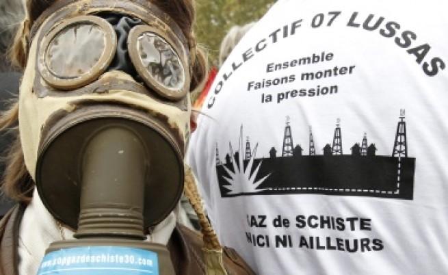 Бумът на шистовия газ в Европа губи инерция