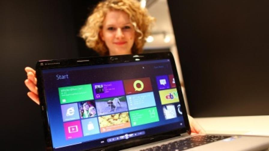 RC версия на Windows 8 през май