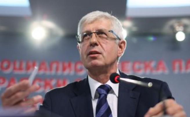Овчаров: Първанов може да отиде с ГЕРБ